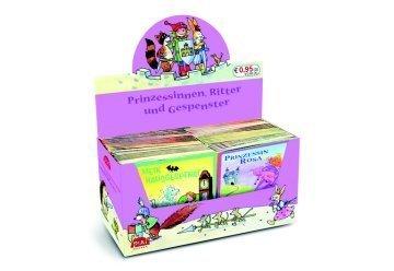 Pixi-Bücher Prinzessinnen, Ritter und Gespenster