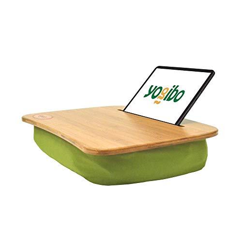 Traybo2.0(トレイボー2.0)ラップトップデスク膝上テーブル(アクアブルー)
