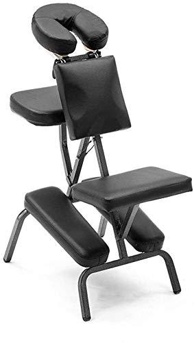 Klappstuhl Gesundheit Stuhl Faltbare Massagesessel Tragbare Massage-Stuhl Faltbare Schönheit Bett Verschleißfeste Umweltschutz Einstellbare LITING