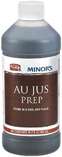 Minor's Au Jus Prep Liquid- 16.7 Fl. Oz