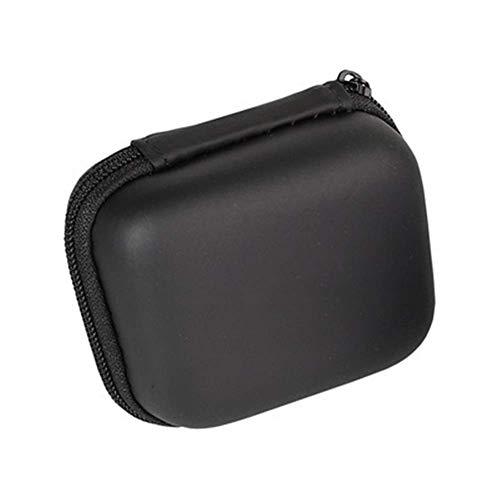 Mini estuche portátil para cámara deportiva Estuche impermeable para Xiaomi Yi 4K para Gopro Hero 8 7 6 5 4 para SJCAM Sj4000 para EKEN H9 Accesorios Montaje de cámara (Color: Negro)