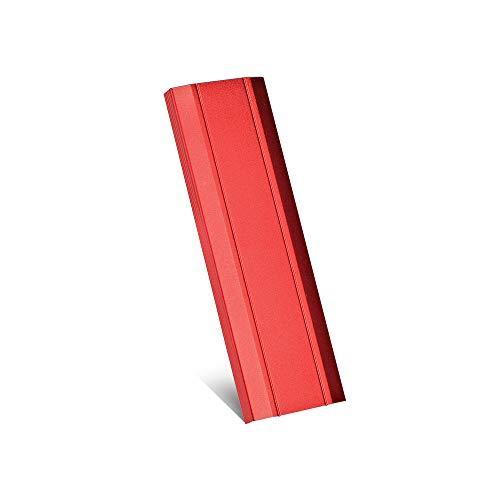Disque Dur Externe 1to 2to USB 3.1 pour PC, Ordinateur de Bureaup, , Mac, ordinateur portable(Rouge-1tb)