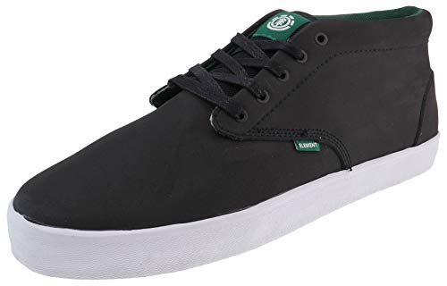 Element Preston Trainers (11 UK) Black/Green