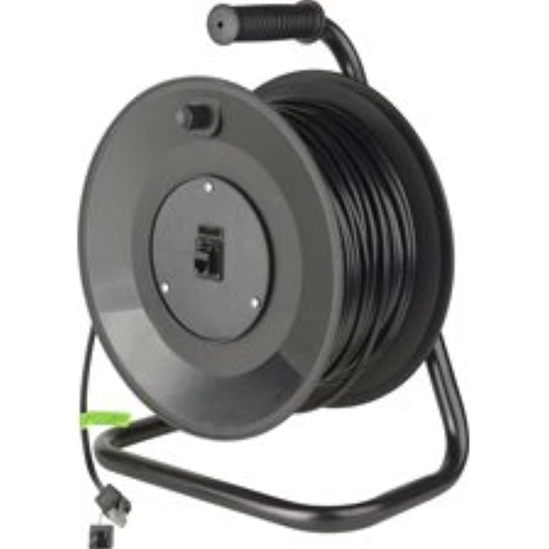 TecNec Connect-N-Go Reel Belden 7923A Cat5e with Pro Shell Connectors 250 Ft