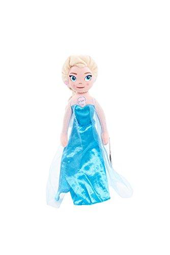 Disney – La Reine des Neiges – Elsa – Peluche Parlant Anglais