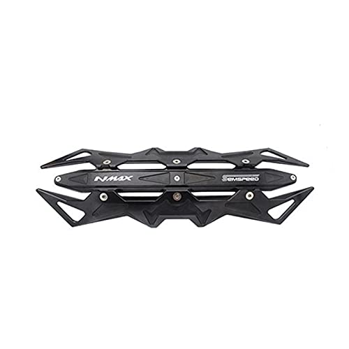 Zhbqcmou CNC Motorcycle Heat Shield Escape Tube Suffler Cover Protector para Yamaha Nmax 155 2015-2020 N-MAX 125 150 hnzhb...