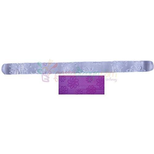 Margeriten Strukturrolle,16.5x1cm