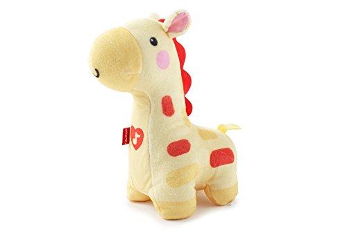 Mattel 25BFH65 - Kinder Plüsch Giraffe