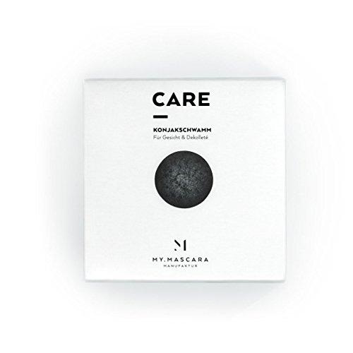 MY.MASCARA KONJAKSCHWAMM - Gesichtspflege und perfekte Stimulation für Dein Bindegewebe