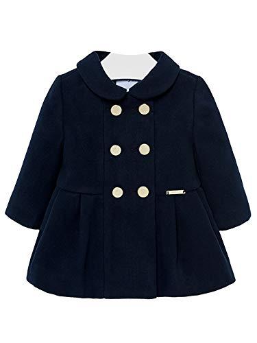 Mayoral, Abrigo para bebé niña - 2480, Azul