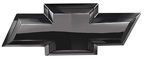 Logotipo de Reese Towpower, Chevrolet, Acabado negro