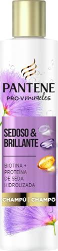 Pantene Pro-V Miracle Sedoso & Brillante Champu Cabellos Dañados 225ml
