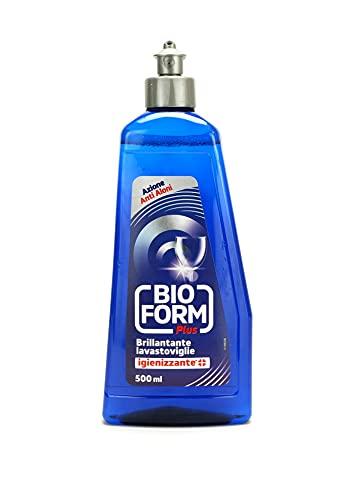Bioform Plus Brillantante Lavastoviglie Igienizzante - 500 ml