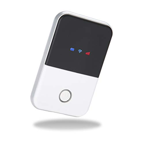 Vbestlife MF925 4G LTE RWIFI Router inalámbrico Tarjeta de Red SIM Enrutador Caja de WiFi Terminales de Datos Admite Tarjeta Micro SD