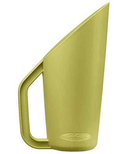 Lechuza PON-Schütte, Pistaziengrün, Kunststoff, Volumen: 1 Liter, zur einfachen Befüllung mit Pflanzsubstrat, 19061