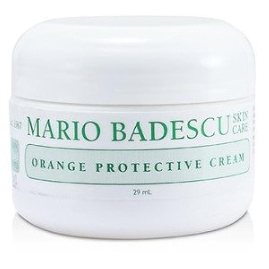店員浴室貢献するMARIO BADESCU(マリオ バデスク) オレンジ プロテクティブ クリーム 29ml/1oz [並行輸入品]