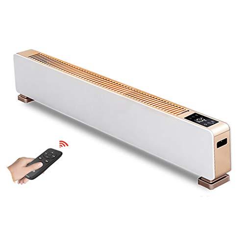Aoyo La Placa Base del Calentador, Calentador eléctrico del hogar, a Distancia de Control de Calefactor eléctrico, Calentador portátil