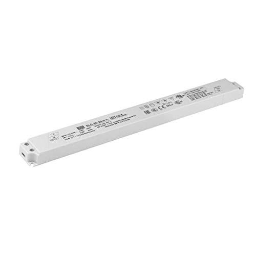 MeanWell SLD-80-24 80W 24V 3,3A Alimentación de los LED para los muebles extremadamente plana