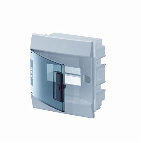 Abb-entrelec mistral41f inbouwdoos mistral41 rijen 850 6 deuren transparant