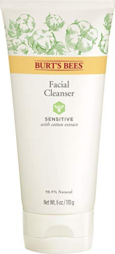 Burt's Bees Face Cleanser for Sensitive Skin, 6 Oz (Package May Vary)