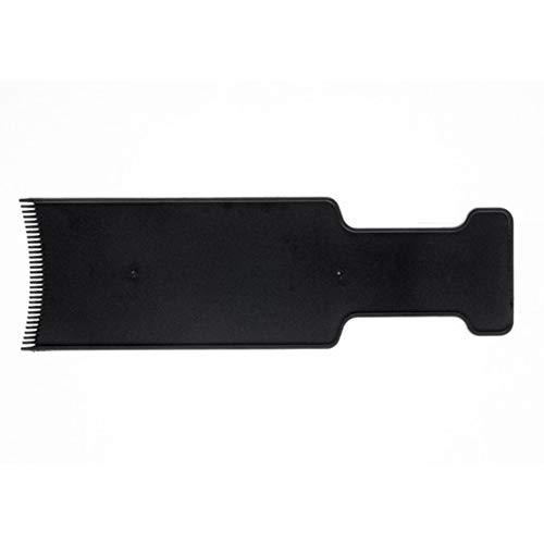 Redcoloré Pro Salon Applicateur de Cheveux Pinceau Teinte Teinte Surlignage Conseil de coiffure Coloration des Cheveux Plaque de Coiffure Outil