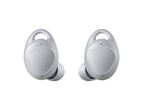 Samsung Gear IconX 2018 - Auriculares (inalámbrico, dentro de oído, binaurale, intraaural, 16 g), Gris, - [Versión española]