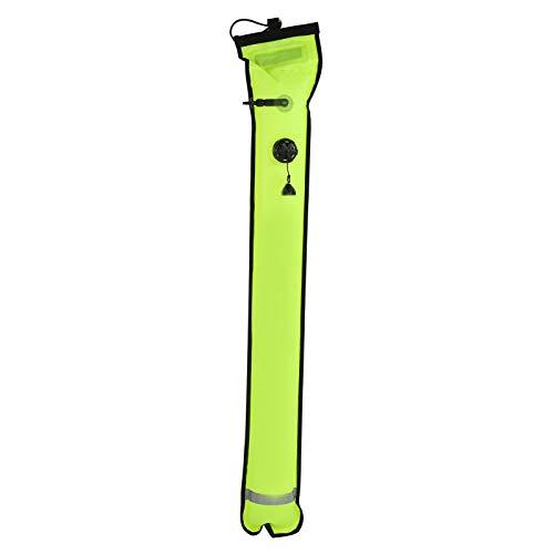 XinPengtai Tauchen Offenen Boden Oberfläche Marker Boje Hoher Sichtbarkeit Tauchen Oberfläche Marker Boje Schwimm Tauchen Ausrüstung Sicherheit Getriebe Aufblasbare Streifen