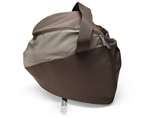 STOKKE® Xplory® Einkaufstasche - erweiterbare Tasche mit praktischen Tragegriffen - 30 Liter Fassungsvermögen - Farbe: Brown