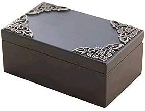 Anakin.jerry Black Vintage Rectangle Music Jewelry Box : Elfen LIED - Lilium Theme (Soundtrack)