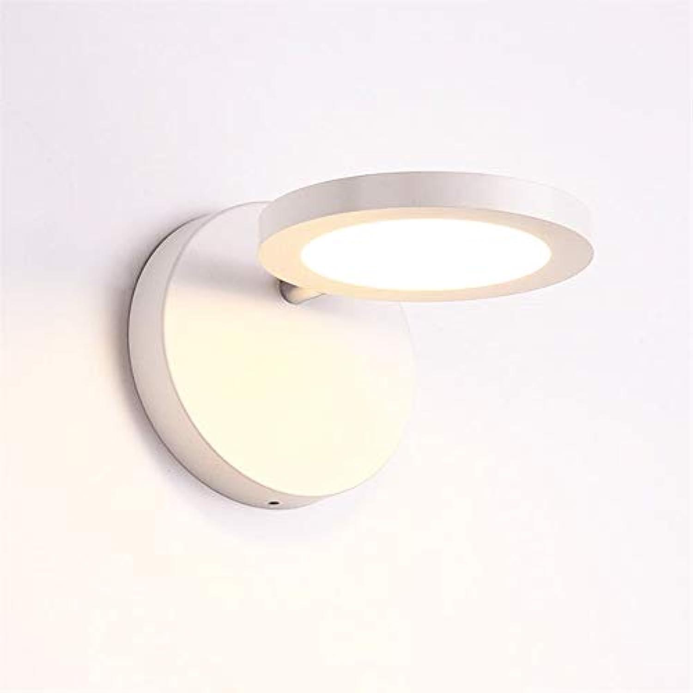 Acryl Wohnzimmer Schlafzimmer Einfache Moderne Treppe LED Wandleuchte Kann Gedreht Werden (Farbe   Wei-Warmes Licht)