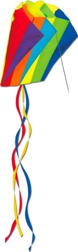 Parafoil Pocket Kite mit Griff, Line & Aufbewahrungstasche