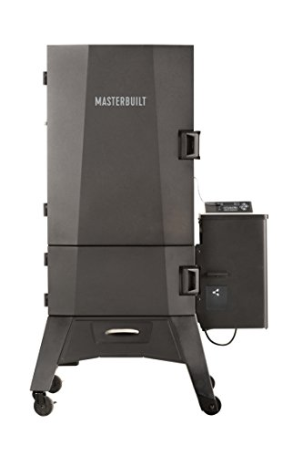 Masterbuilt MB20250218 MWS 340B Pellet Smoker , 40 in, Black