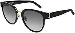 Sunglasses Saint Laurent SL M 38 /K- 003 HAVANA/GREY