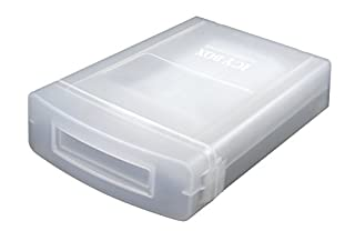 RaidSonic Icy Box IB-AC602A Carcasa Protectora para Disco Duro (8,9 cm (3,5 Pulgadas), SATA) (B008RPYW8G)   Amazon price tracker / tracking, Amazon price history charts, Amazon price watches, Amazon price drop alerts