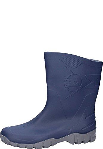 Dunlop Arbeitsstiefel Gummistiefel Dee Potthoff (42, Blue/Grey)