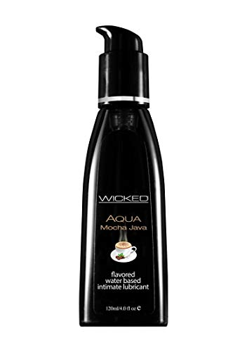 Wicked Sensual Care Aqua 2pk Mocha Transparent 120ml