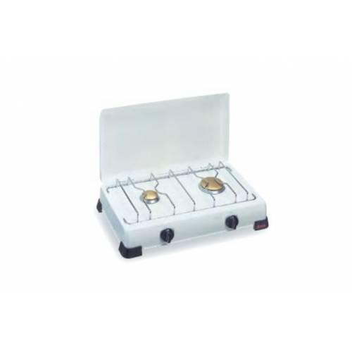 Ardes 9s02fm tafel gas wit kookplaat