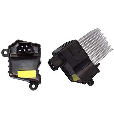 Regulador resistencia ventilador habitáculo Control Clima 64116923204 64116931680 509505