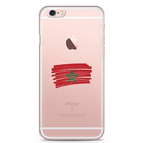 ZOKKO - Cover per iPhone 6 Plus/6s Plus, colore: Marocco