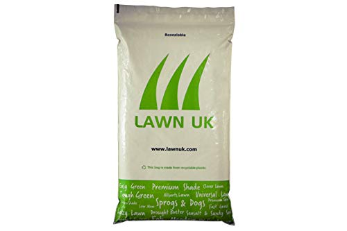 Sprogs & Dogs Ultra Hardwearing Grass Seed by Lawn UK - Ultimate Grass Seed...