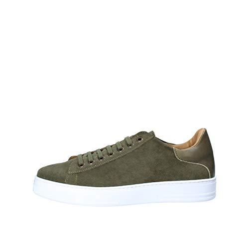 F. Del Piano Sneakers für Herren, Grün - grün - Größe: 40 EU