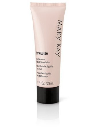 TimeWise Matte-Wear Liquid Beige 7 Foundation from Mary Kay