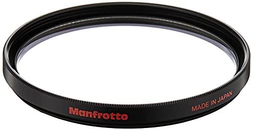 Manfrotto Essential MFESSUV-52 Filtro UV da 52 mm, Nero/Antracite