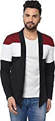 DENIMHOLIC Mens Cotton Cardigan Shrug