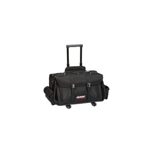 SAM Outillage BAG-7 - Valigia in tessuto con trolley, 540 mm