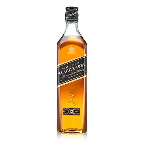 Johnnie Walker Black Whisky Escocés - 700 ml