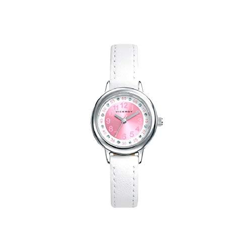 Reloj Viceroy Comunion Niña 40766-74 para niños y jóvenes, Color Rosa
