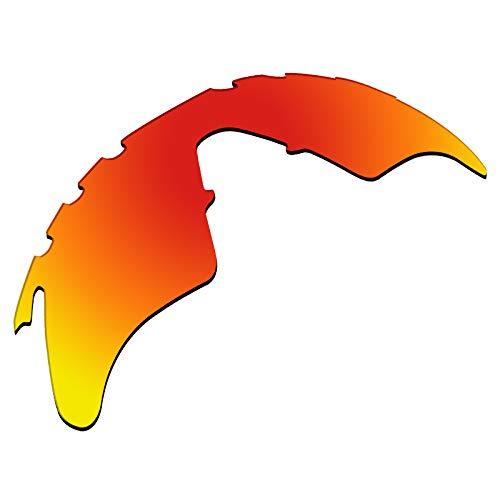 Glintbay 100% passgenaue Ersatz-Sonnenbrille für Oakley M Frame Heater belüftet