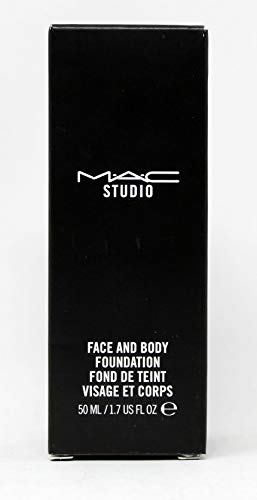 Mac Studio Face and Body Foundation 50ml Shade: C2