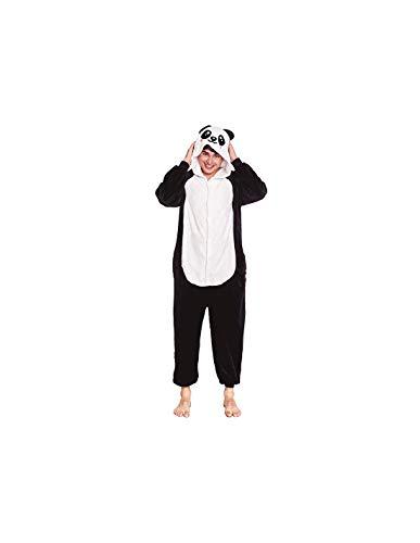 DISBACANAL Disfraz Oso Panda Kigurumi Adulto - -, L